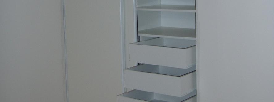 Kuchyně a vestavěné skříně
